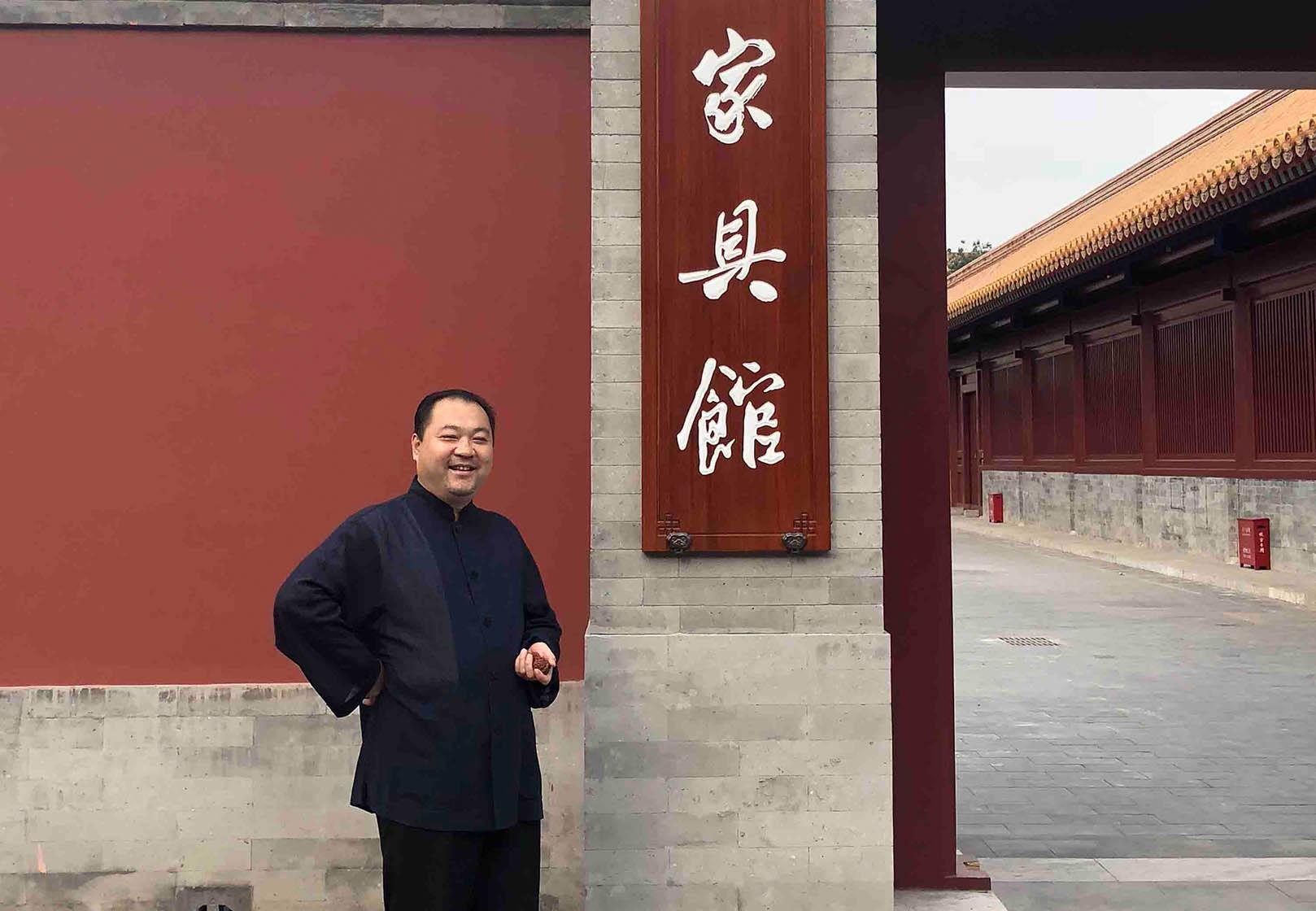 故宫南大库仓新开家具馆,明清宫廷家具300余件不再深藏以储式展示