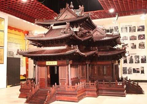 中式建筑榫卯结构