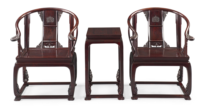 制作过程中,太和木作团队对北京故宫博物院的原版皇宫圈椅进行了改进