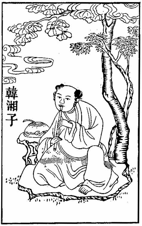 中国古代家具上的图纹—八仙,八宝 你真的了解么?